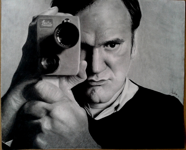 Quentin Tarantino por U53R88